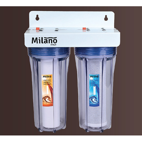 DOUBLE WATER PURIFIER