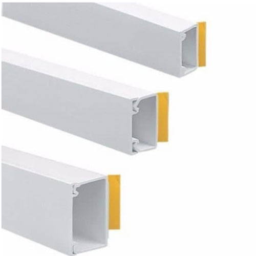 PVC TRUNKING WITH STICKER