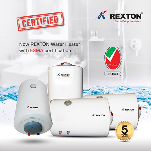 water heater suppliers in sharjah